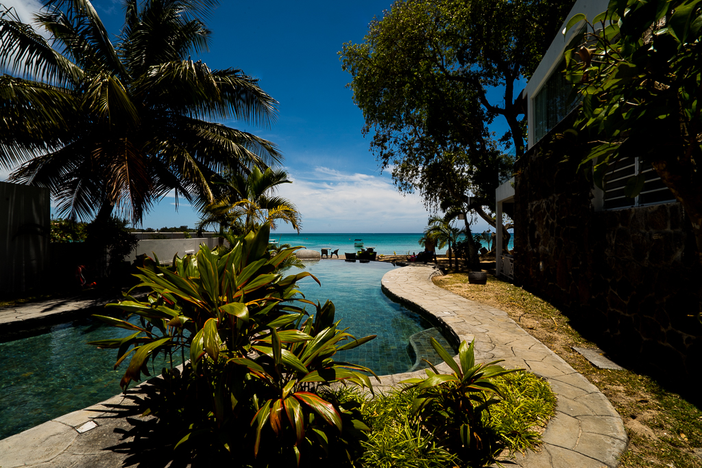 ocean beauty mauritius