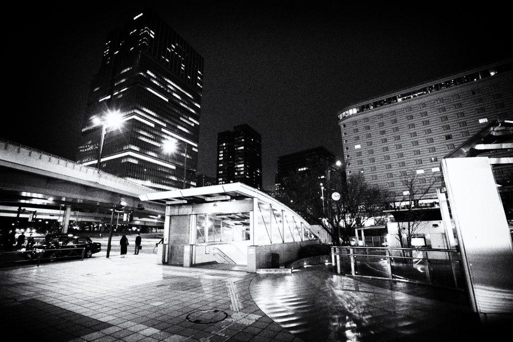 japan rail pass stazione