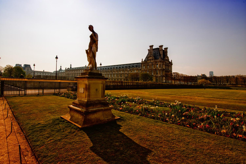 primavera a parigi