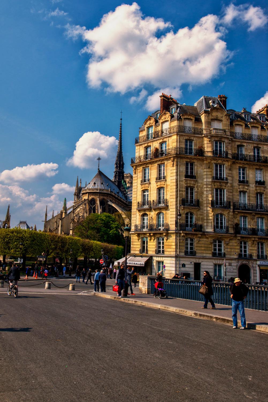 Il cuore di Parigi Ile de La Citè e Ile Saint Louise -